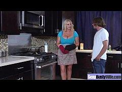 (karen fisher) Mature Big Round Juggs Lady Love Intercorse video-20