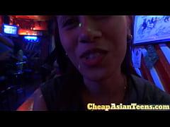 Money talks pt 2. - Picking up a Filipina whore