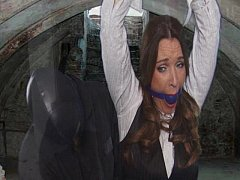 Rachel Steele's - Bat Gurl Enslaved