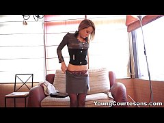 Young Courtesans - The xvideos shaved-pussy you...