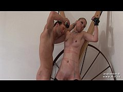 French squirt Cindy Picardie hard banged in a b...