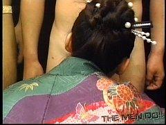 Sperm bukkake showers 13 1/3 Japanese Uncensore...