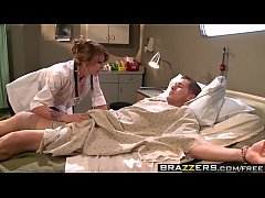 Brazzers - Doctor Adventures -  The Doctor is In scene starring Monique Alexander and Chris Johnson