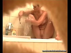 Hot Roomate Girlfriend in shower