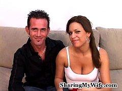 Sharing My Wife: Mia and Rusty