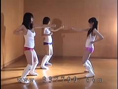 Japanese mistress us kick the ball of slave