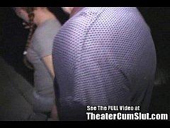 18yo Hard Knox Ho Fucked in XXX Theater!