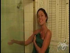 Amateur Slut Haley Wilde - Shower Fuck