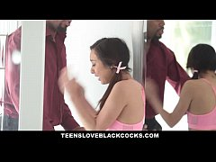 TeensLoveBlackCocks - Small-frame latina loves ...