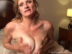 Slutty older babe is a super hot fuck and loves...