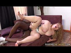 Arianny Koda Gets Her First Big Black Cock