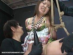 Extreme Uncensored Japanese Device Bondage Sex ...