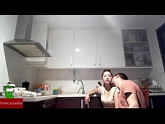 Convinces his sister to have sex in the kitchen