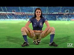 Sexi Italian Babe World Cup -  www.cams4sex.xyz