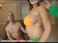 BBW Latina Pornstar Selena Castro In Her First ...