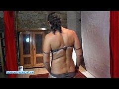 Slow striptease by czech amateur MILF