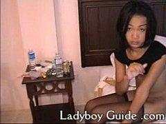 Androgynous Bangkok T Girl 2