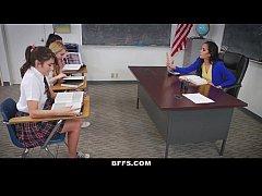 BFFS - Brazlian Teacher Fucked and Tortured By ...