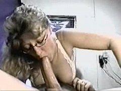 Great Deepthroat trained wife , she is now read...