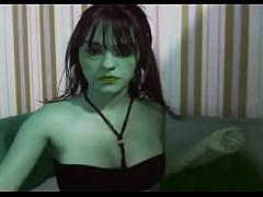 Beautiful latina webcam girl FLASHSQUIRTX fucki...