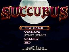 GAME: Succubus