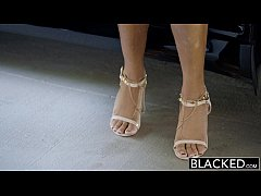 BLACKED First Interracial For Rich Arab Girl Ja...