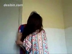 Beautiful young Arab lady getting fucked by her boyfriend