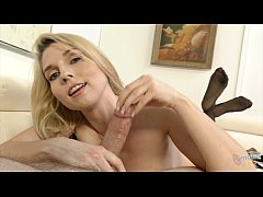 Gold Diggin' Step-Mom Christie Stevens does han...