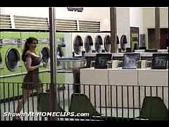 Flashing Big tits Hairy Pussy Public Nudity  At...