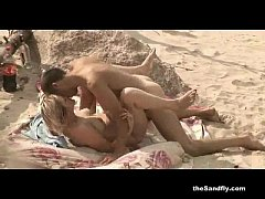theSandfly Cock-Crazy Beach Babes