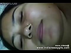 Big Boobs Bhabhi Naked Exposing Her Juicy Boobs...