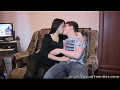 Casual Teen Sex - Fucking instead of watching a...