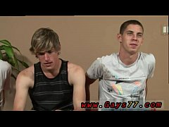 Straight muscle fucks gay twink bareback and st...