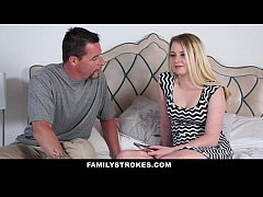 FamilStrokes - Learning About Sex From Step-Dad
