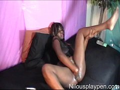 VNA Ass Pussy Toy Show #02: Nilou Achtland
