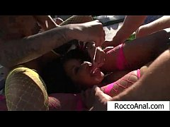 Skin Diamond gets her ass filled with cock
