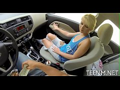 Legal age teenager dani desire suggests a lusty...