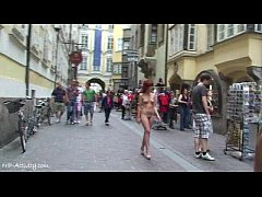 - Spectacular Public Nudity With Horny Redheads
