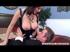 Brazzers - Tara Holiday gets fucked by son in law