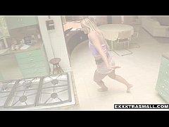 ExxxtraSmall - Amazingly Petite Babe Gets Bange...