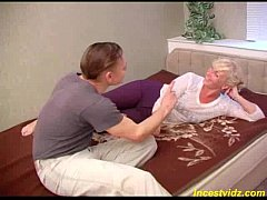Hot Russian mother fucking with her young son o...