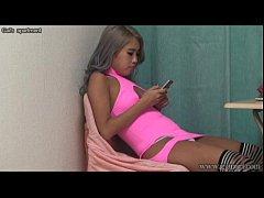 Upskirt Under Desk Japanese Teen