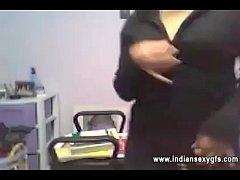 Desi Hot Indian Bhahbi caught Private Webcam St...