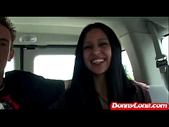 Donny Long gets super tiny cute 18 year old pus...
