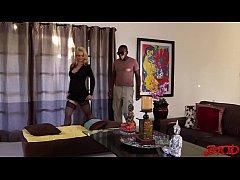 Sarah Vandella Loves A Huge Black Dick