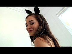 Cute Anal Bunny - Francesca Le, Gia Paige