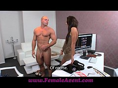 FemaleAgent The sexiest female agent you have y...