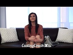 Casting Couch-X Shy girl wants to be get  ...
