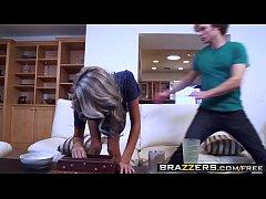 Brazzers - Pornstars Like it Big - (Janice Griffith) - The Hand Foot Job