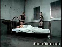 BDSM Lesbian Attack!